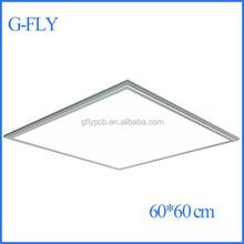 Square LED Panel Kitchen light 60x60 cm 60W