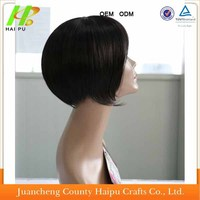Wholesale human hair, full lace Brazilian human hair wig for black women