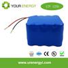 deep cycle 12v 12Ah lifepo4 battery pack with long cycle life
