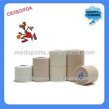 adesivo de algodão médica fita stretch ligaduras elásticas
