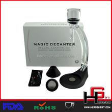 LED Flashing Magic wine decanter, wine aerator