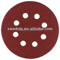 professional quality aluminum oxide 3M sanding disc for good polishing