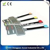 new low price and good quality neoprene phone armband sleeve