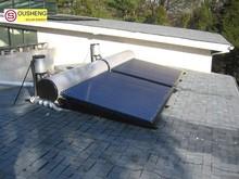 Não Compact pressurizado aquecedor solar de água empresas indianas brasil