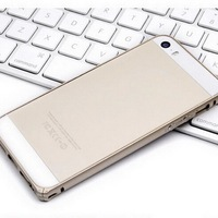Quite safe bumper case for mobile phone designed for Iphone 5 5S