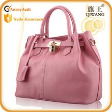 Fashion Genuine Soft Leather Large Tote Shoulder Bag handle bag for lady