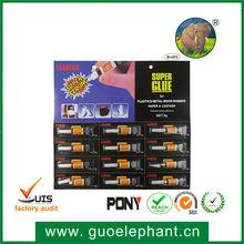 cyanoacrylate adhesive & craft glue & flexible glue