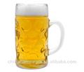 cerveja vidro com o logotipo