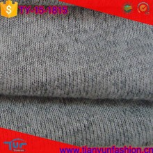 high grade best selling kinds of pattern free samples thick polyester stretch knit fabric
