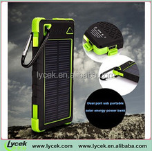 New design lightweight solar mobile phone charger