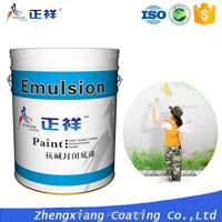 Building Wall Paint Water Based High Permeability Wall Primer Paint