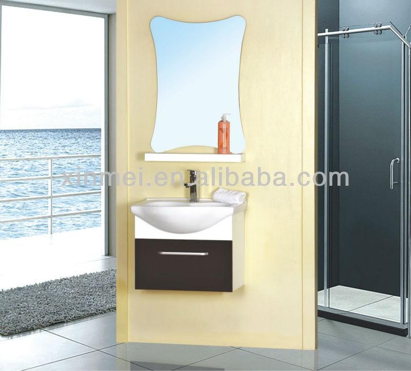 2015 xinmei bathroom cabinet pvc for sale buy bathroom cabinet pvc