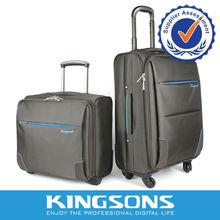 Kingsons high quality luggage sets,trolley luggage,luggage