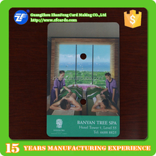 Chinese factory passive rfid cards MIFARE(R) DESFire(R) EV1 2k with magnetic stripe