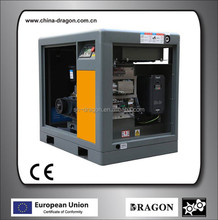 15 kw air compressor (screw type) by Dragon factory