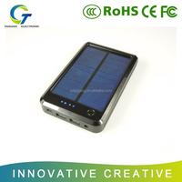 2015 New Waterproof Solar Power Bank 20000mAh Solar Mobile Phone