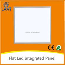4MM Laser dot LGP New Pushing Type Bracket Ceiling Surface Mounted LED Panel Light 600x600 40W 3600LM Silver Frame