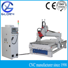 China ATC CNC Router with Spindle Rotation