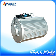 13.5KW 96V high efficiency low price car electric motor kit