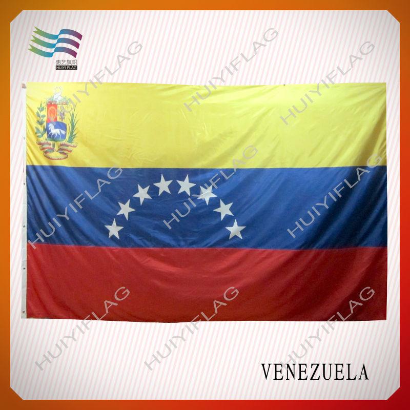 Por encargo Venezuela bandera nacional