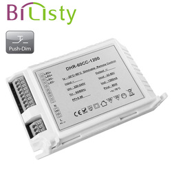 50W dali dimmable led driver 1000mA CE,SAA approval