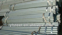 scaffolding system erw welding big steel pipe for plastic table