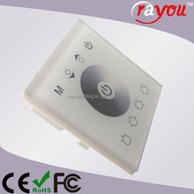 single color 0-10v led dimmer, 0-10v led dimmer controller, led 0-10v dimmer remote controller for panel/strip