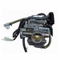 DIRT BIKE PIT BIIKE MOTORCYCLE pd24j gy6 carburetor 150cc