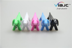 Dog shape pen with necklace can be use for gift