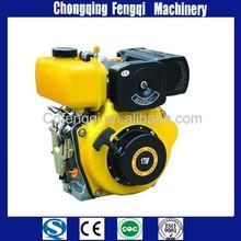 refrigerado por aire motor diesel 168F 3hp