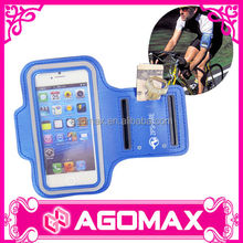 Top quality telecom gift trendy elastic sporting armband cell phone case