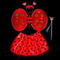venta al por mayor hermoso animal fairys ala tutu y los niños para la decoración del partido