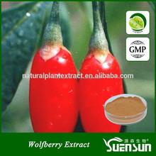 Factory direct steady supply Goji berry powder/wolfberry powder