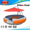BBQ donut boat for entertainment, BBQ leisure boat, Leisure Yacht for BBQ