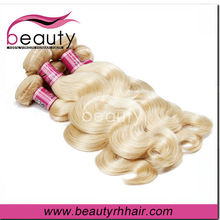 New products 30 hair white blonde extensions