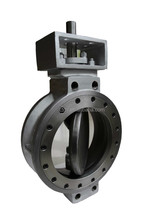 Triple Eccentric Laminated Seal Butterfly Valve