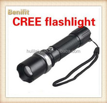 LED Tactical flashlight Regularly Available LED Aluminum Powerful Rechargeable Torchlight