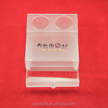 unique acrylic cup holder wholesale cup holder / stand acrylic factory