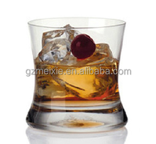 Star hotel and restaurant and bar glassware 12oz whisky glass tango rock whisky glass