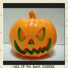 Newest design plastic halloween pumpkin/custom pumpkin toys for halloween/ Custom halloween plastic toys manufactuurer