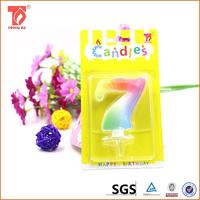 gift candle 7 day candles wholesale