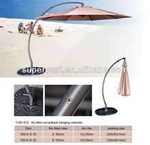 10FT Offset Luxury umbrellas