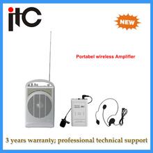 Wireless mini portable teaching voice amplifier speaker