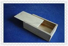 China small wooden box for tea craft wine jewelry supplier