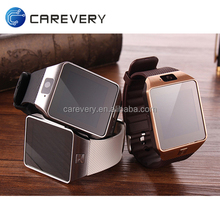 Waterproof cell phone watch with touch screen, smart watch mobile phone with sim card slot