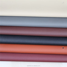 Popular Pu Leather fabric for car seat cover, sofa