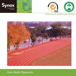 Red iron oxide asphalt 120