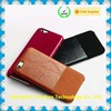 Factory Price Leather Mobile Phone Case for iphone6/6plus