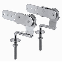 2015 high quality galvanized steel hinge,sofa furniture hinges,headrest furniture hings