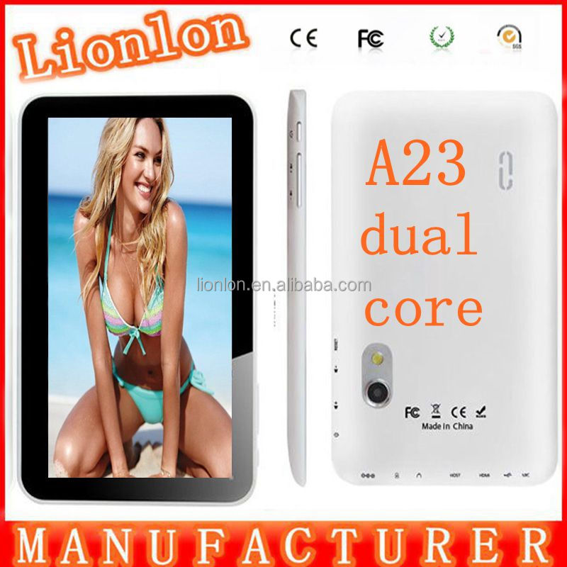 Capacitive Touch Screen /8GB flash PC android tablet